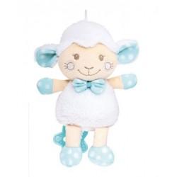 Boîte à musique Mouton Canpol Bleu