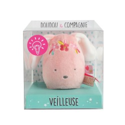 Veilleuse Chat Vanille Fraise
