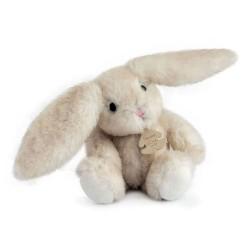 Lapin Fluffy Écru 27 cm...