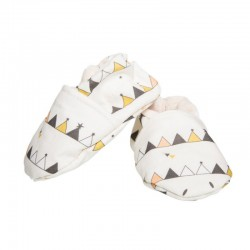 "Chaussons Souples ""Tipis""..."