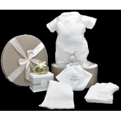 Coffret Cadeau Baptême Garçon personnalisable