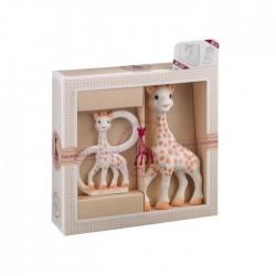 Coffret Bébé Création Classique 1 Sophie la Girafe