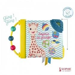 Livre d'Eveil Sophie la Girafe