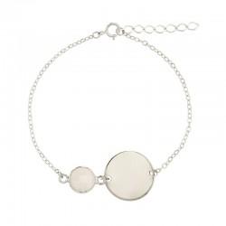 Bracelet Argent avec...