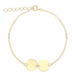 Bracelet Or et ses 2...