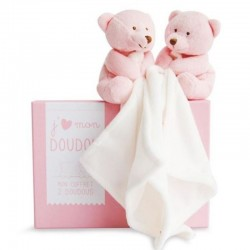 Assortiment Duo Doudou Ours...