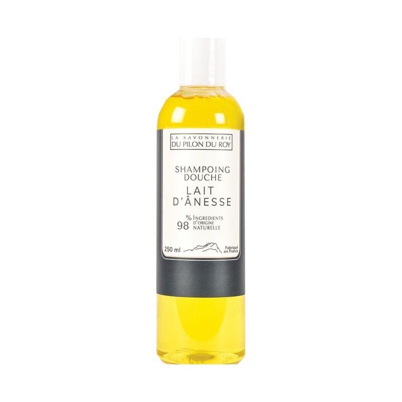 Shampoing Lait d'Anesse Bio La Savonnerie du Pilon du Roy