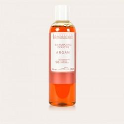 Shampoing douche à l'huile d'argan de la savonnerie du Pilon du Roy