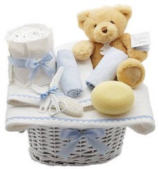 Coffrets de naissance personnalisés C comme Cadeau